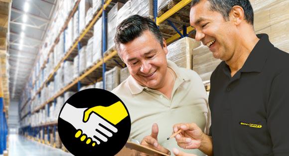 Partnerhändler werden