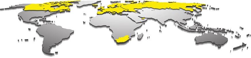 BOWCRAFT exportiert Innovationen rund um die Welt – Systemprodukte für Isolation und Dämmung