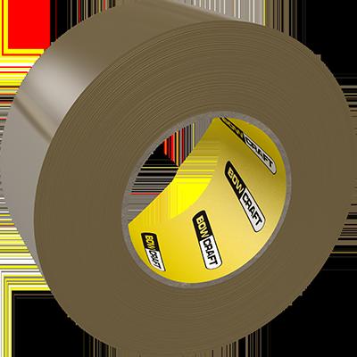 Packband braun / Packaging tape transparent brown