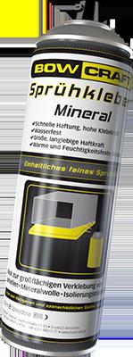 Sprühkleber Mineral / Sealant mineral spray