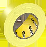 Gewebeband / Duct Tape yellow